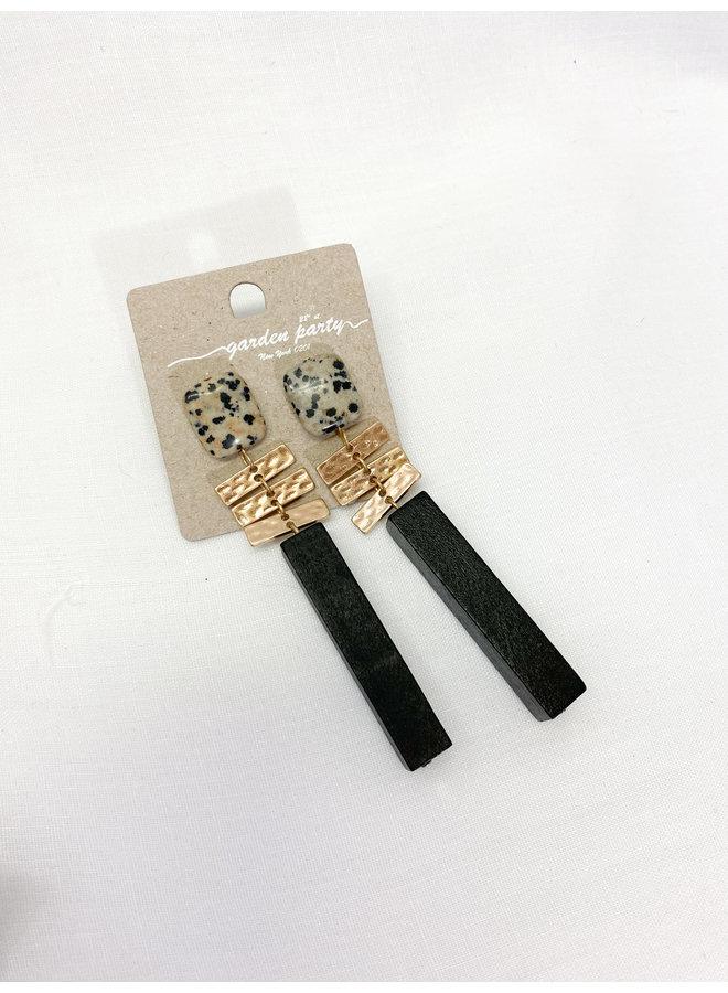 Audrey Dangle Earrings
