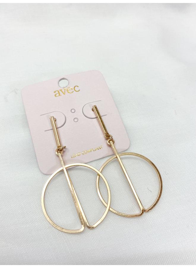 Shape Up Dangle Earrings