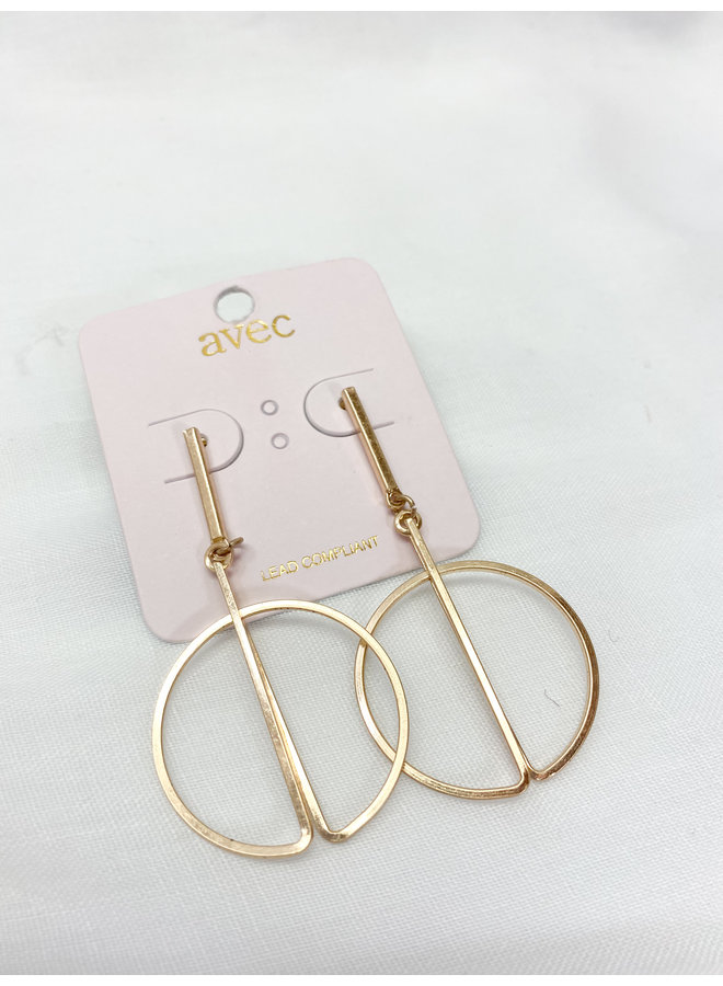 Shape Up Dangle Earrings