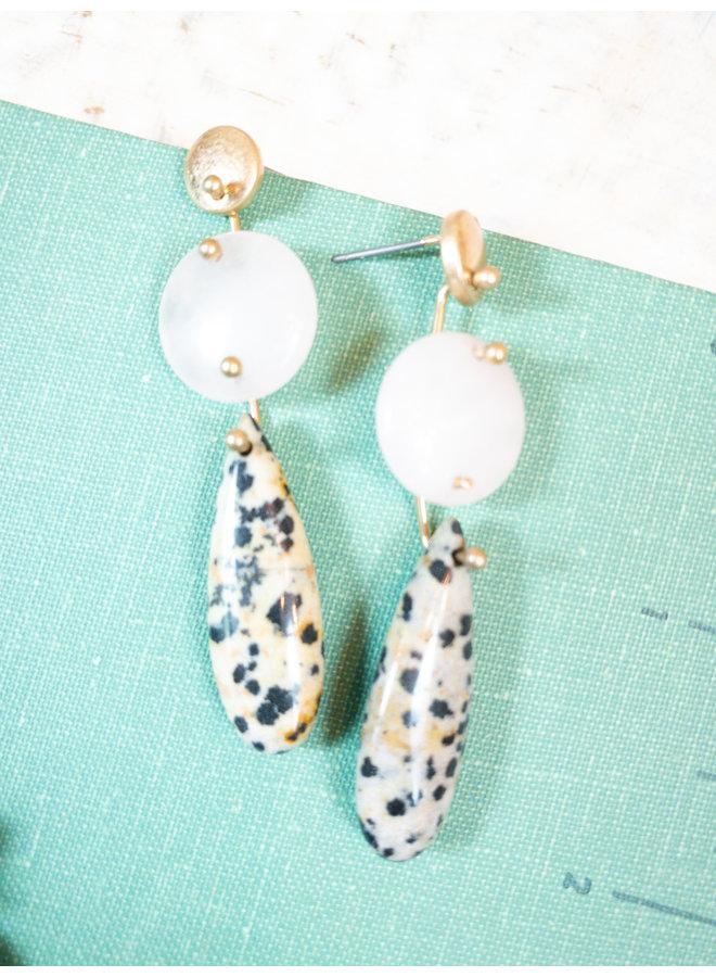 Courtney Dangle Earrings