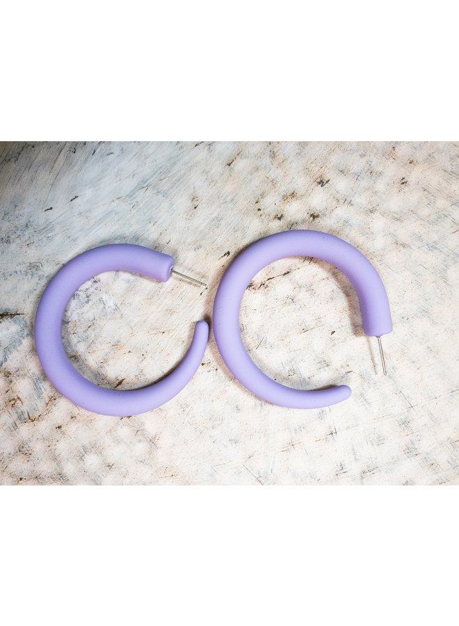 Lulu Color Pop Hoops