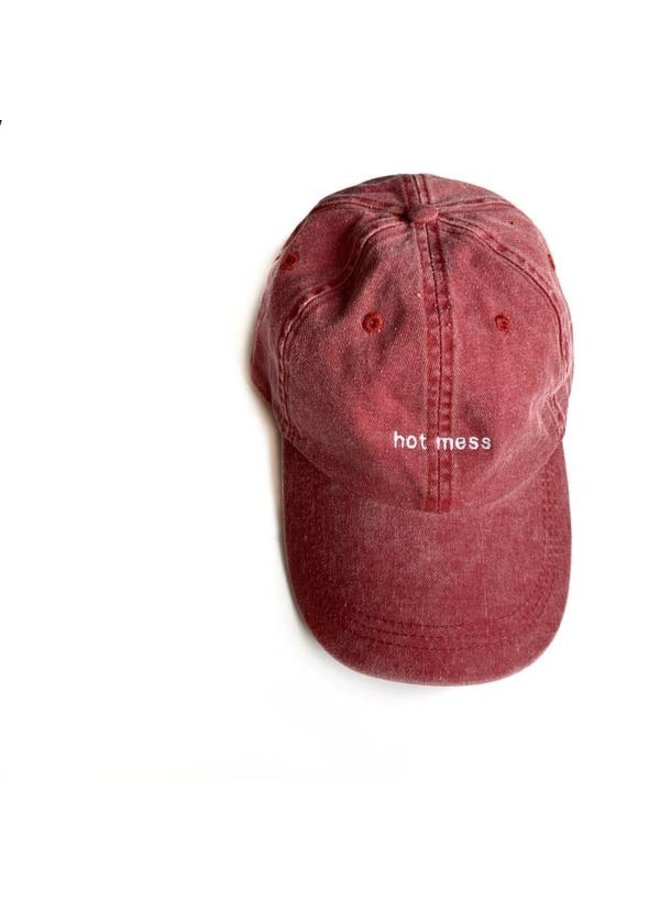 Hot Mess Ball Cap