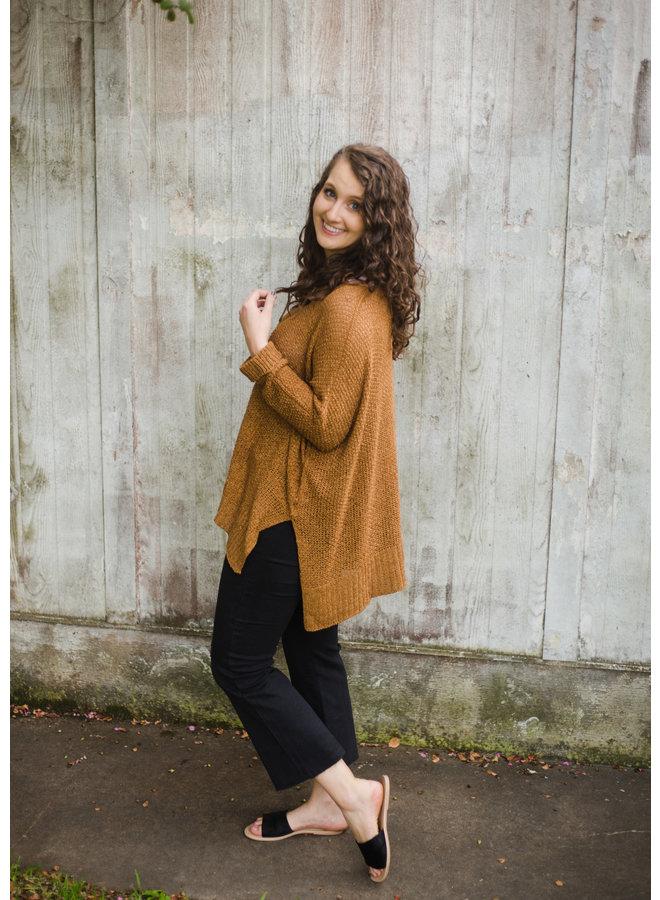 Gucci Ribbon-Yarn Sweater