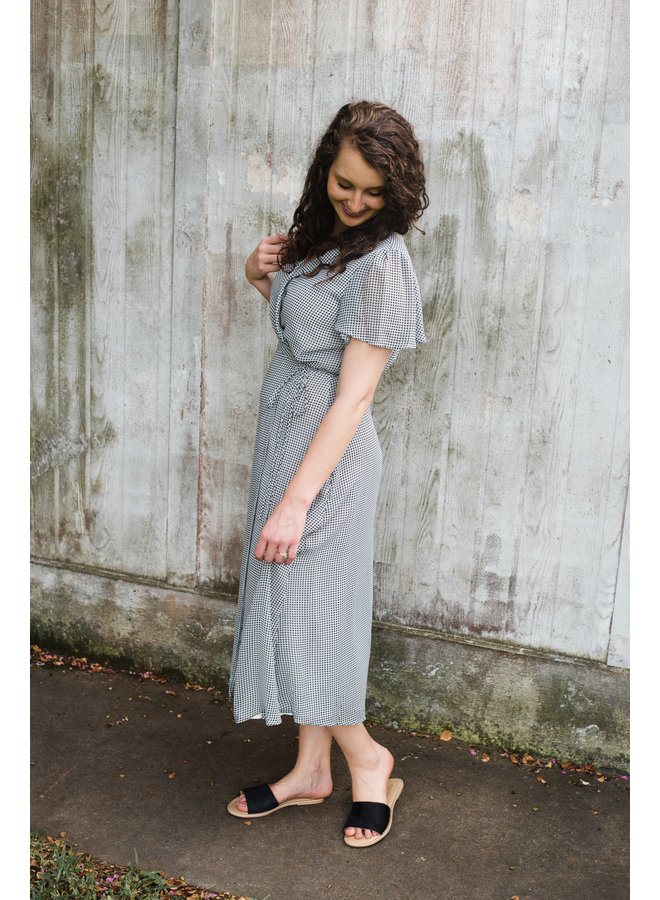 The Benfield Dress