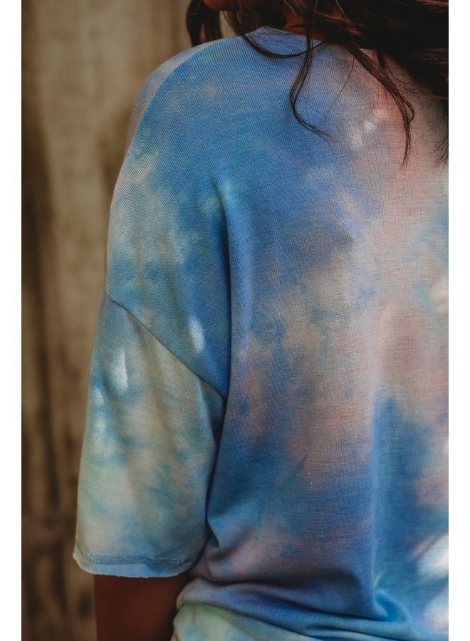 Cotton Candy Skies Tie Dye Set