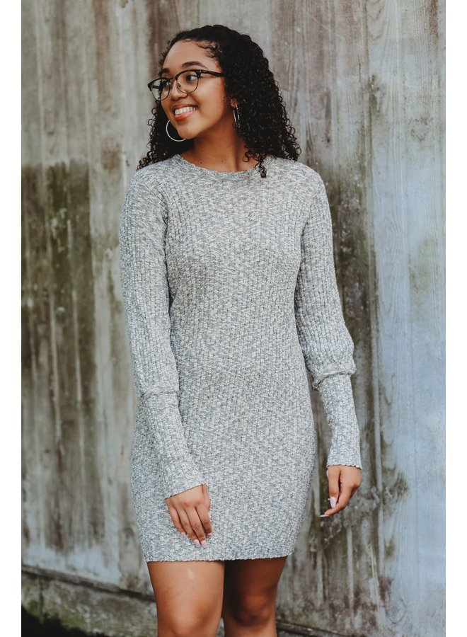 Mod Ref Sweater Dress