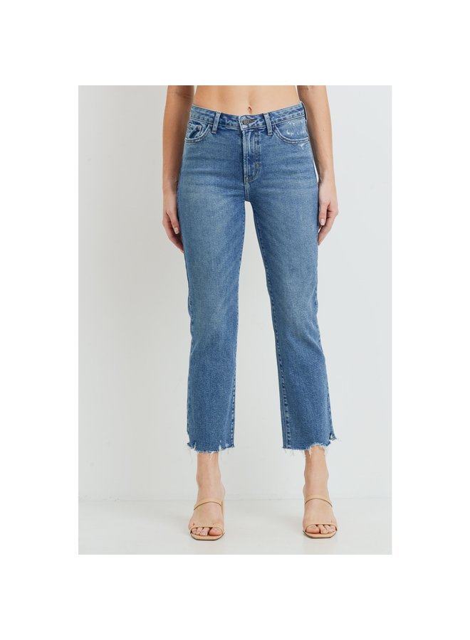 The Vintage Straight Jeans