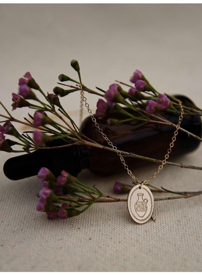 Devotion Necklace 14K Gold Filled