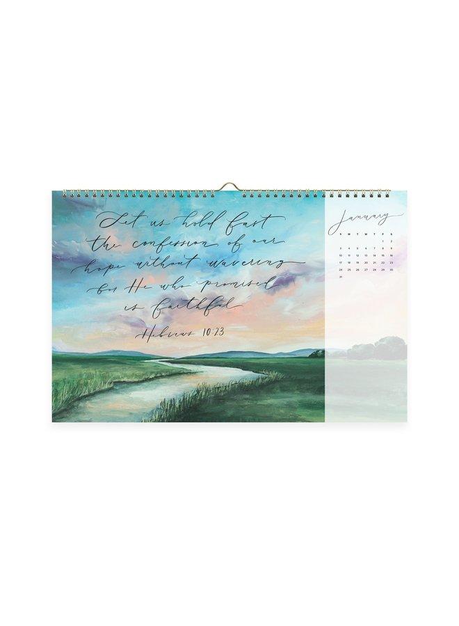 Hosanna Revival : 2021 Wall Calendar
