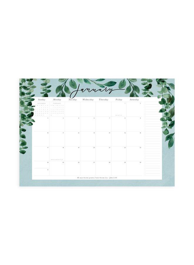 Hosanna Revival : 2021 Appointment Calendar