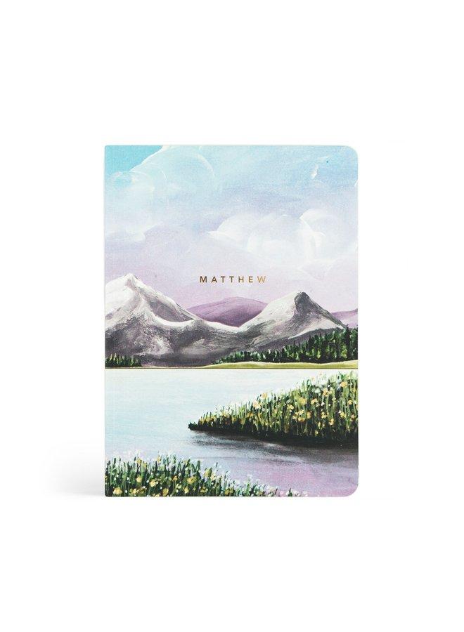 ESV Scripture Journals Gospel Set : Yellowstone Theme