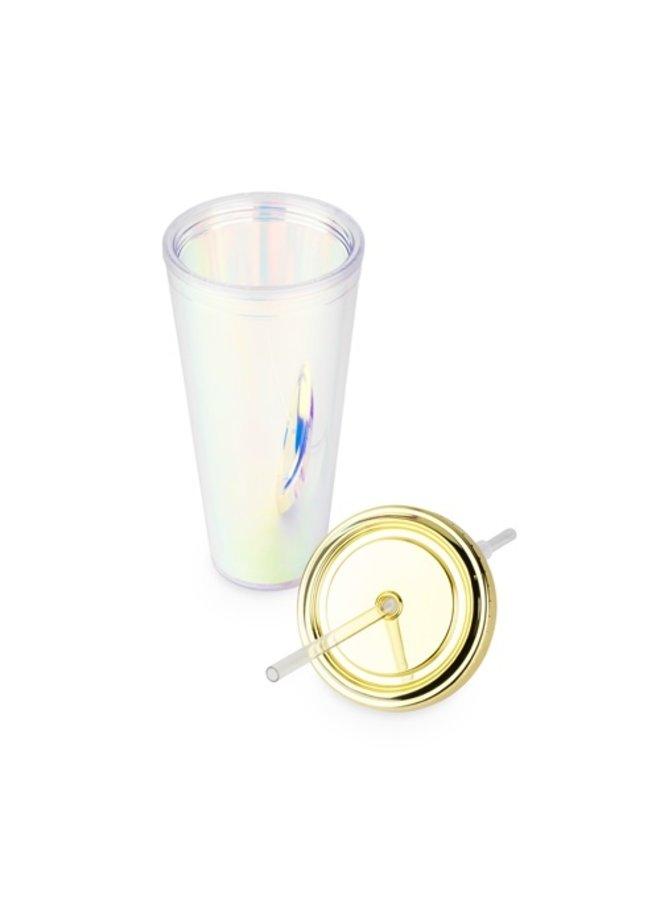 Iridescent Drink Tumbler