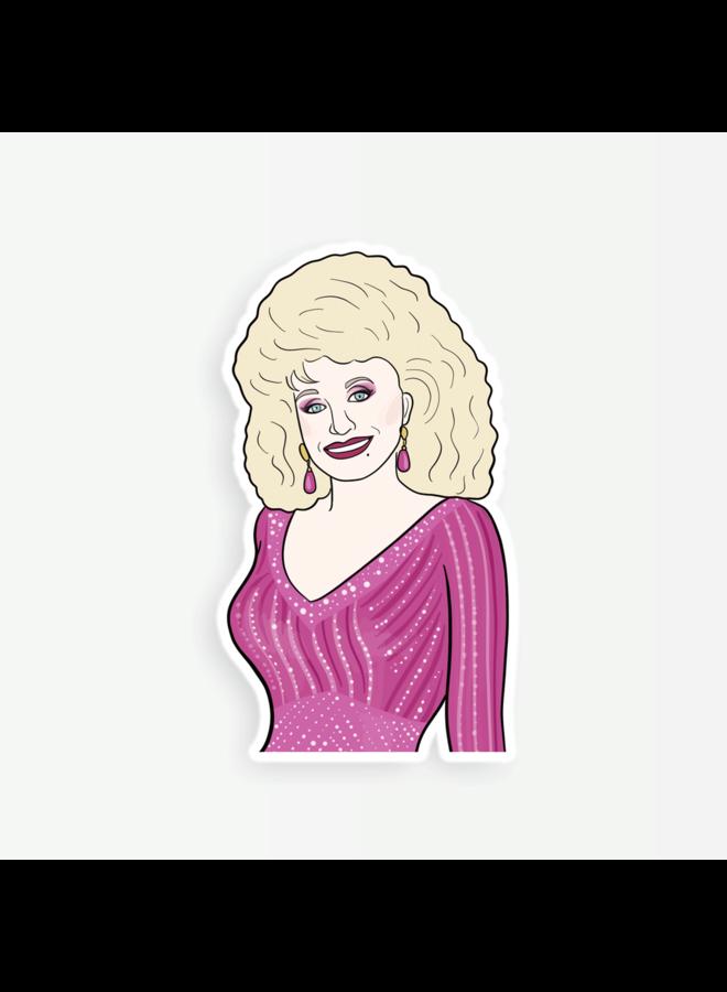 Dolly Sticker