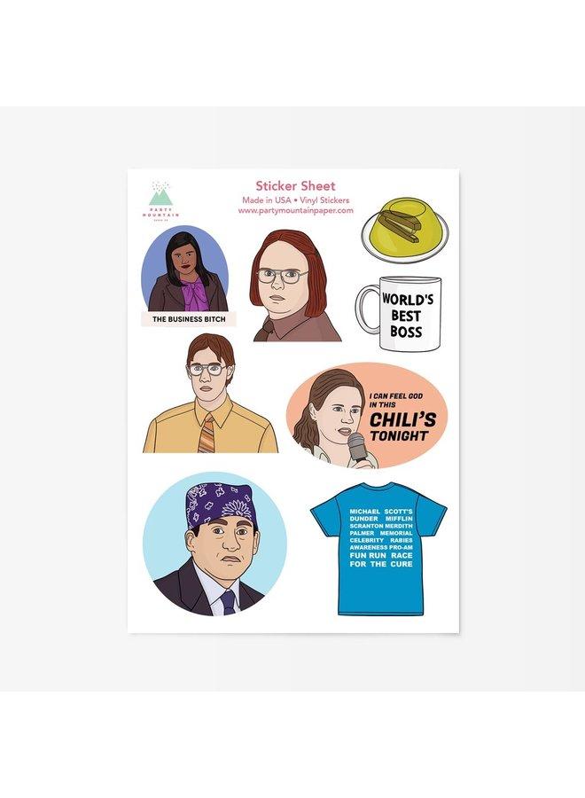 Office Sticker Pack
