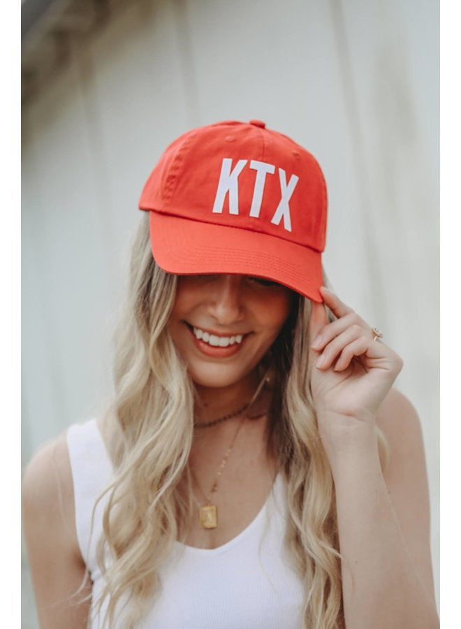 KTX Hats Red