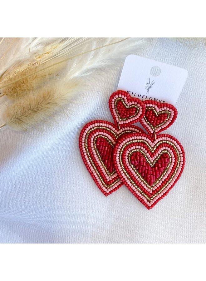 Heart Throb Earrings