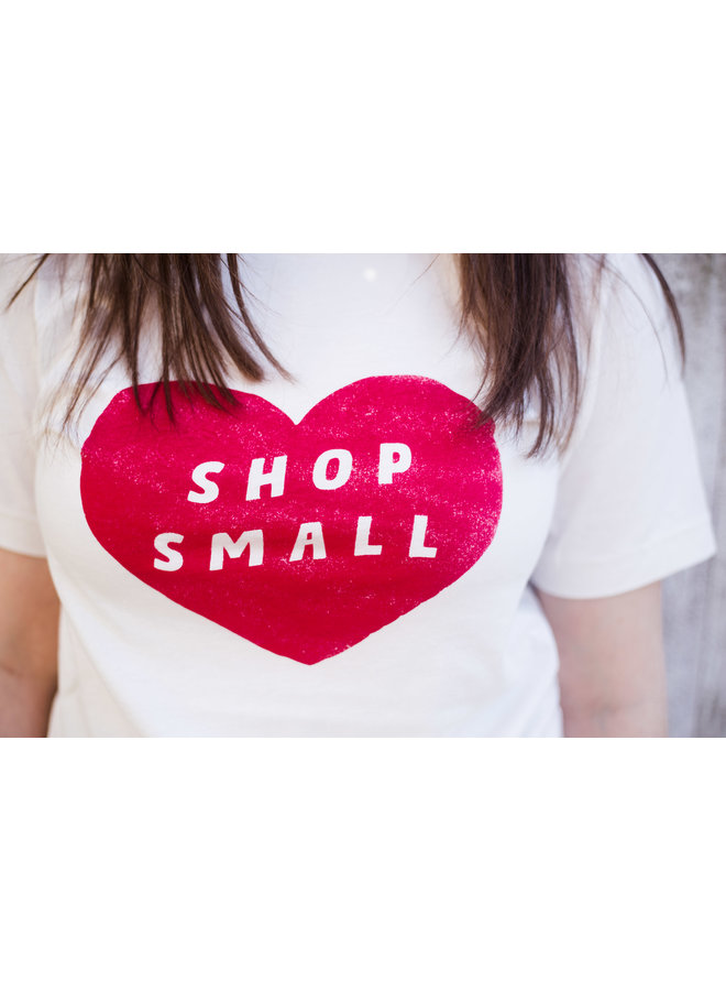 Shop Small Tee
