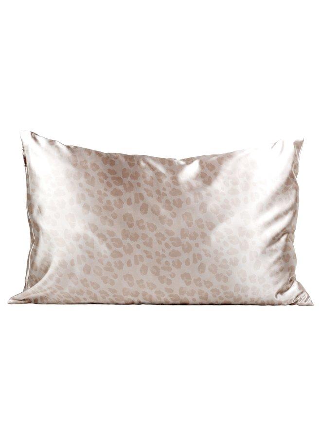 Satin Pillowcase - Leopard