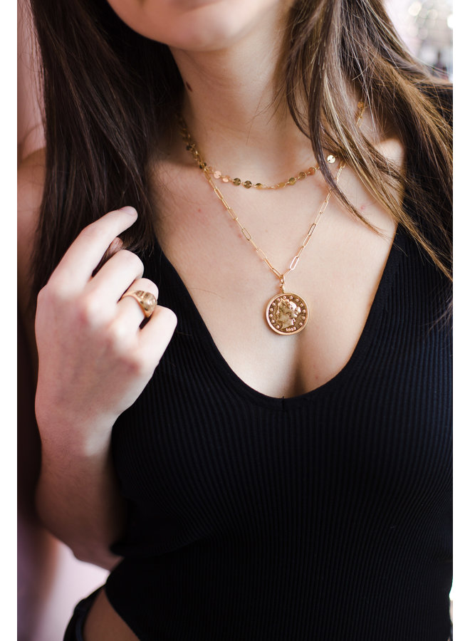 1913 American Coin Necklace