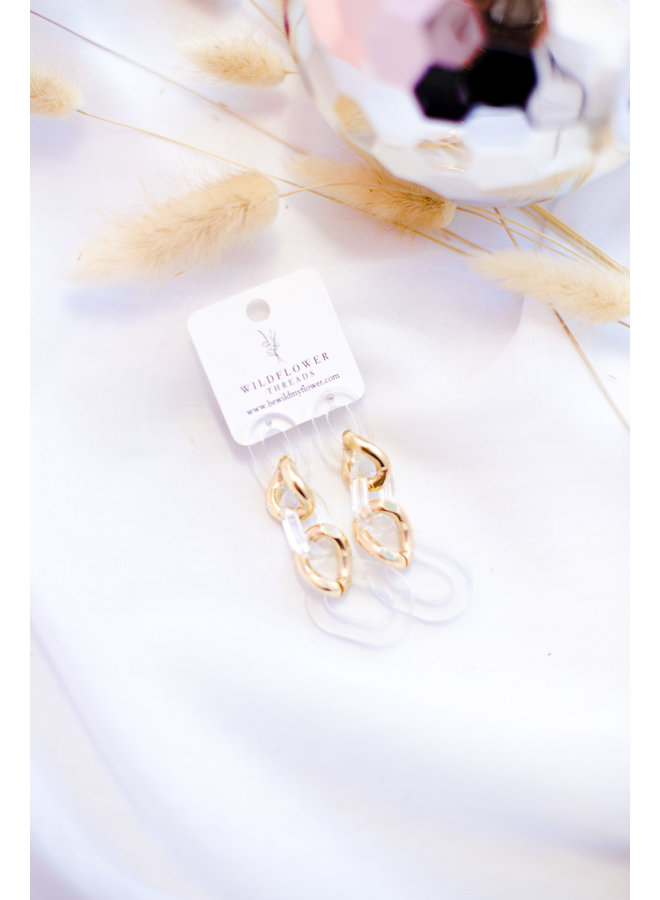 Better Together Chain Earrings