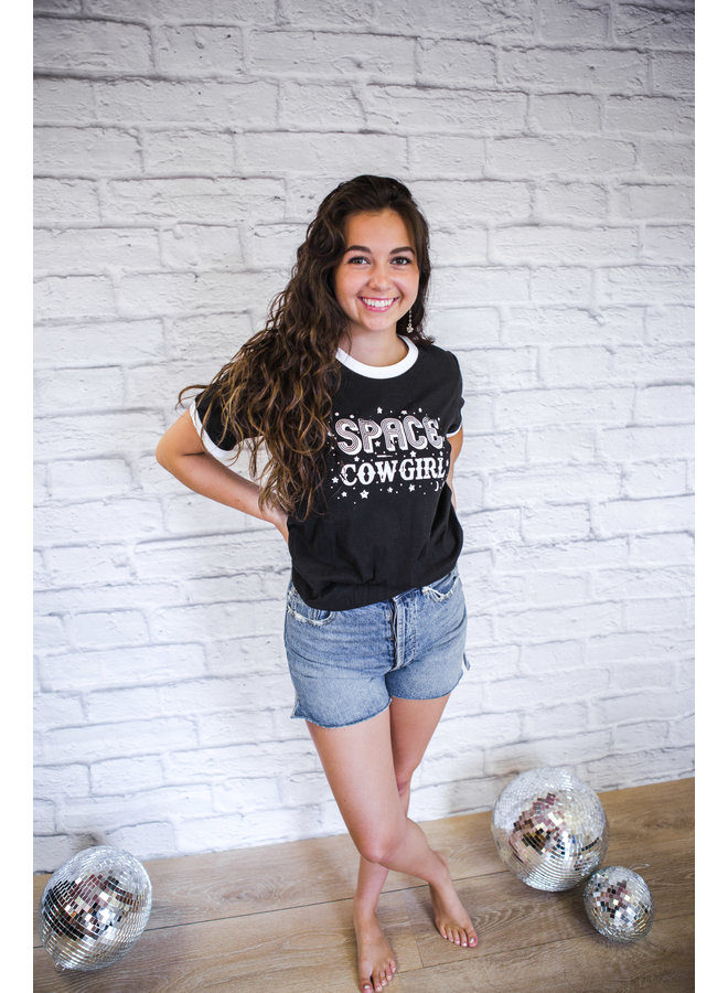 Space Cowgirl Tee