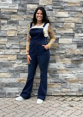 Jentry Flare Overall
