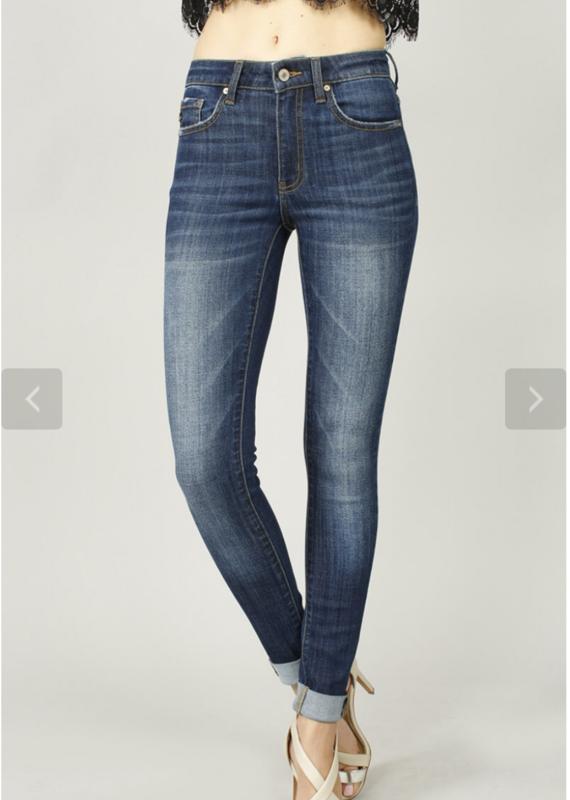 Kancan Hannah's non distressed jeans- Kancan