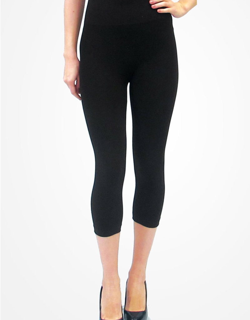 Red Door Capri leggings- Elietian