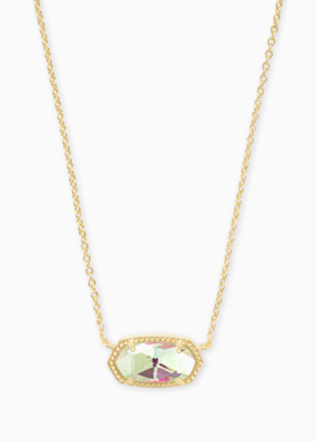 Kendra Scott Elisa Gold Necklace