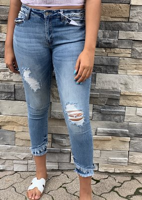 Kancan The magnolia distressed jeans- Kancan