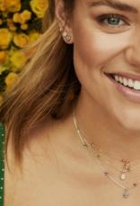 Kendra Scott Nola Stud earrings Silver Silver Drusy