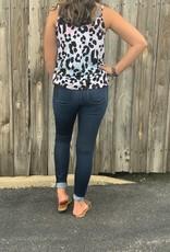 Red Door Elsie's non-distressed dark skinny jeans