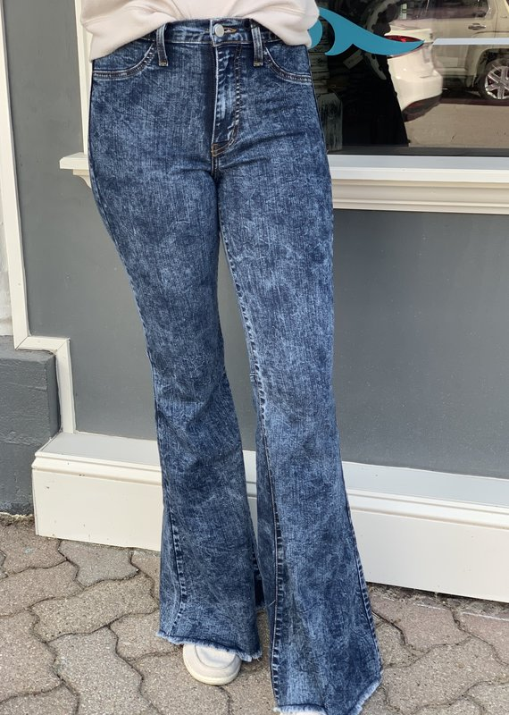 Judy Blue Bell Bottom Denim