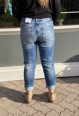 Kancan Dolly's high rise mom jeans
