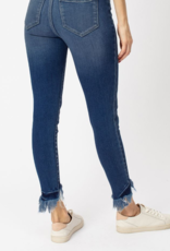 Red Door Evelyn's frayed ankle jean-KanCan