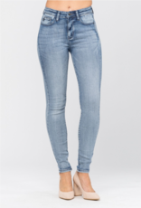 Judy Blue Lana's light wash high rise skinny- Judy Blue