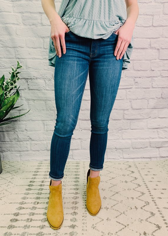 Red Door Nollie's non-distressed jeans - KanCan
