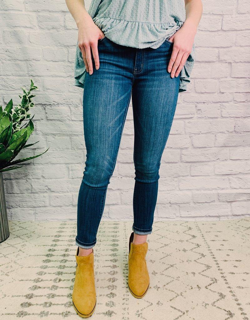 Red Door Nollie's non-distressed jeans - KanCan