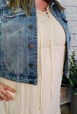 Kancan Joey's denim jacket