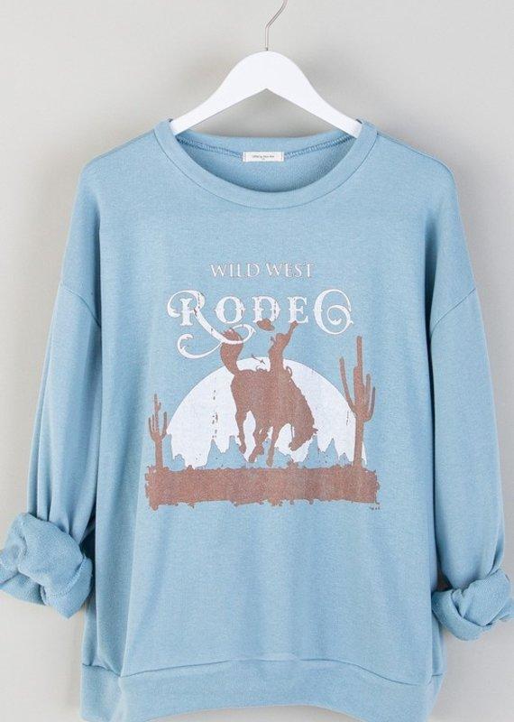 Red Door Rodeo sweatshirt