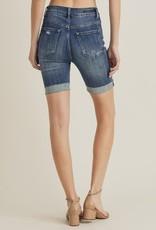 Red Door Lela's distressed shorts