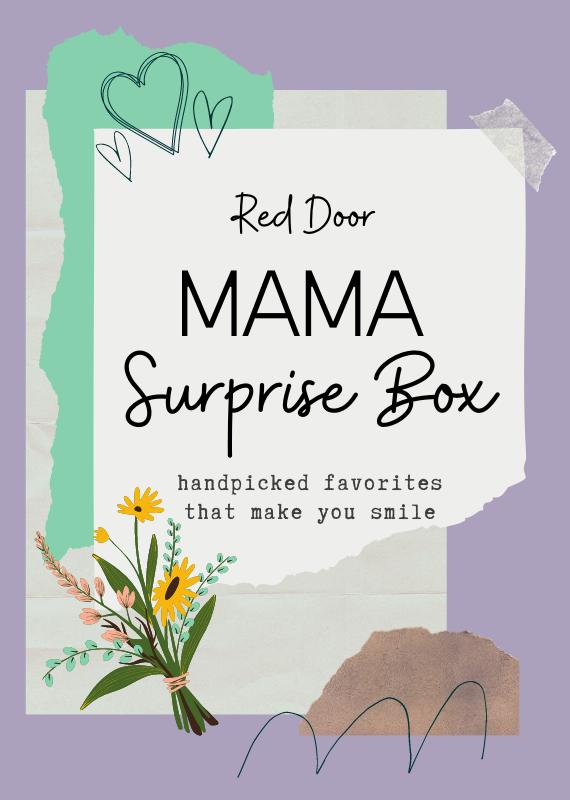 Red Door Mama-Red Door Surprise Box