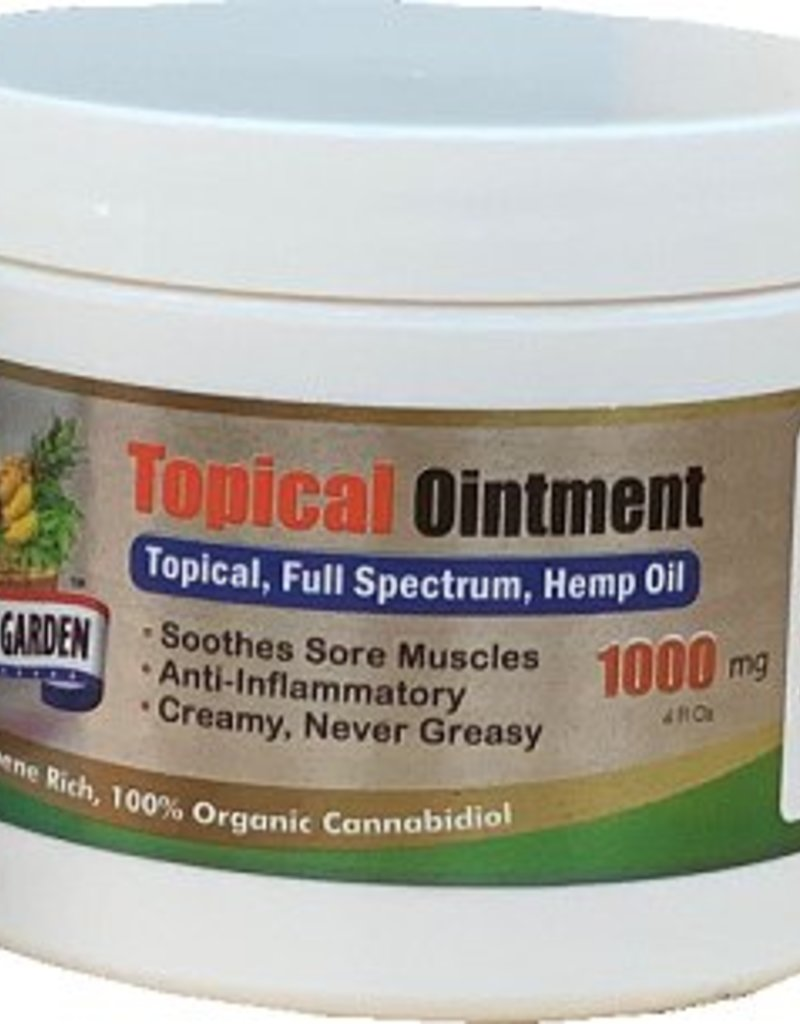 Hemp Victory Garden Topical Ointment