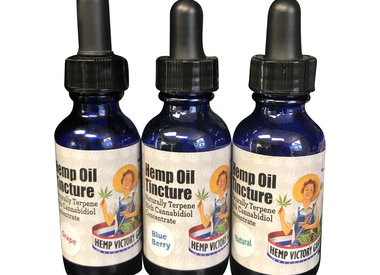 Hemp Oil Tincture