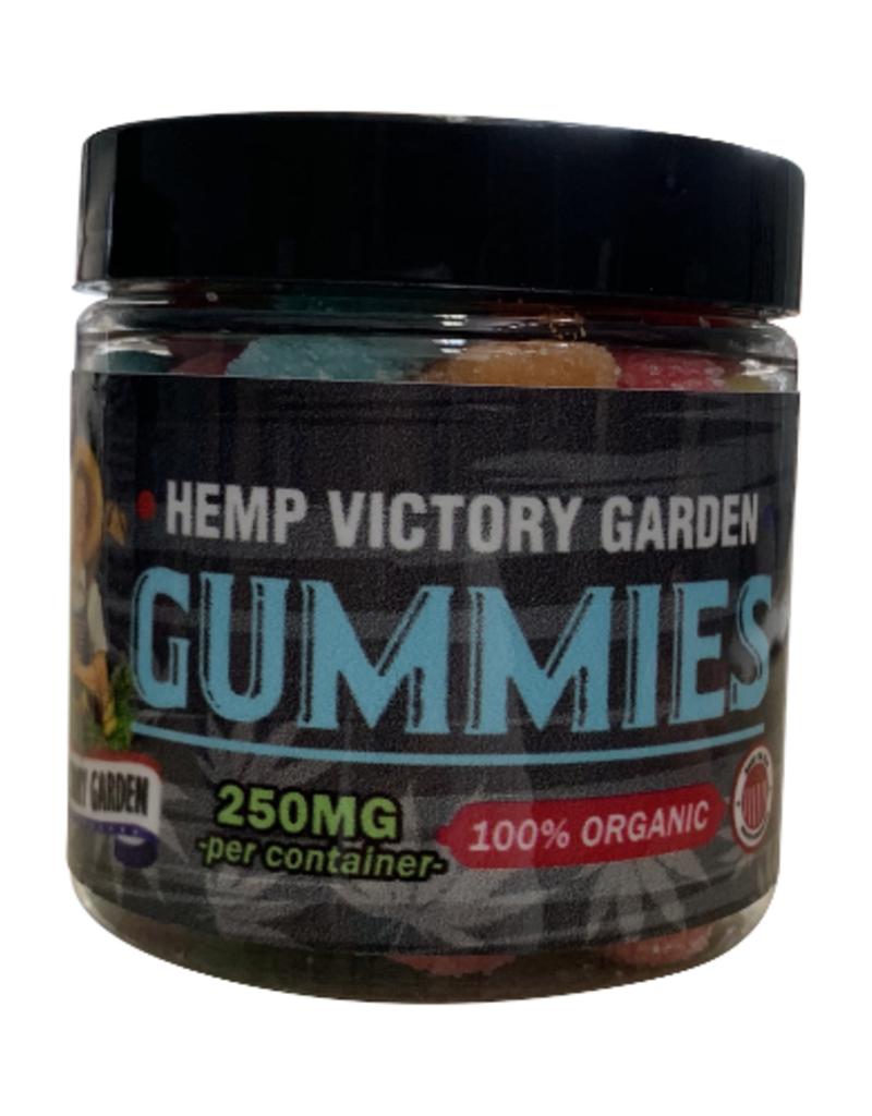 Hemp Victory Garden CBD Infused Gummies - THC Free