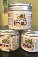Hemp Victory Garden Bath Salts