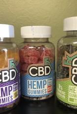 CBD Fx CBD Fx Gummy Bears - Melatonin