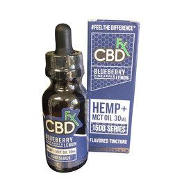 CBD Fx CBD Fx Hemp Oil Tincture 1500 - Blueberry Pineapple
