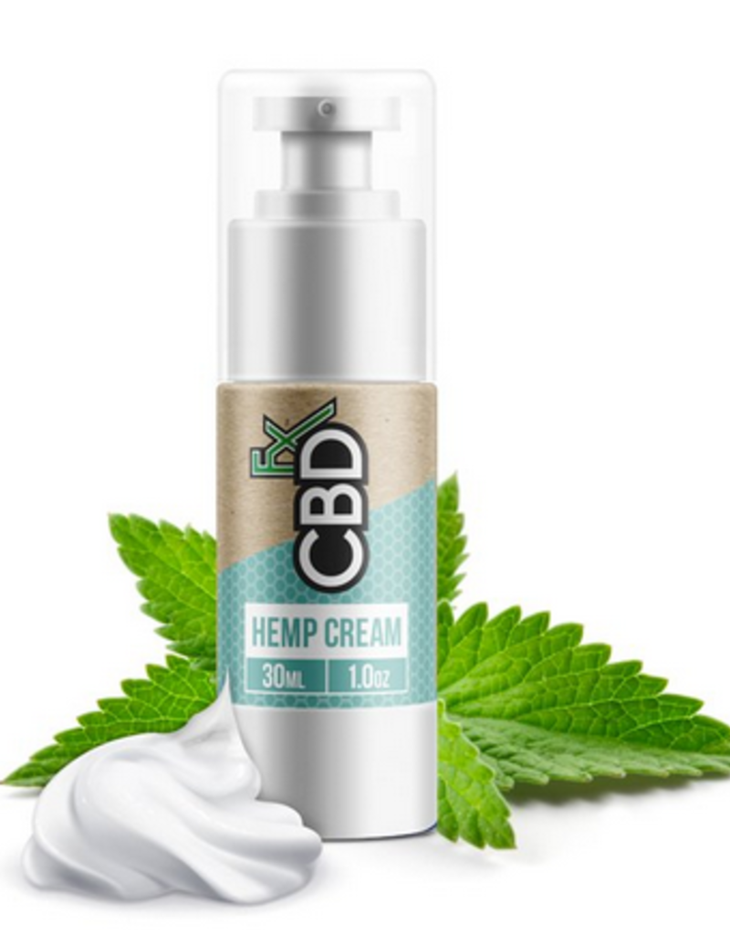 CBD Fx CBD Fx Hemp Cream - 100mg