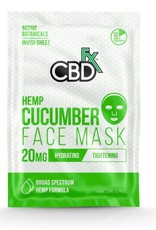 CBD Fx Face Mask - Hemp Cucumber